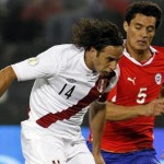Perú vs Chile (1-0), Eliminatorias Brasil 2014, 22 Marzo 2013