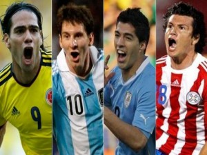 Programación Fecha 12 Eliminatorias Brasil 2014