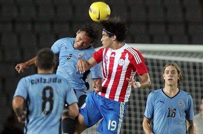 Uruguay vs Paraguay Eliminatorias Brasil 2014
