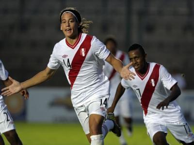 Perú vs Méxixo Amistoso 2013