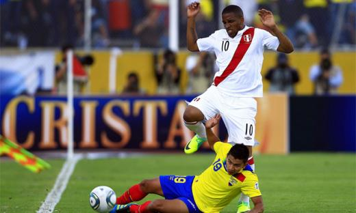 Colombia vs Perú Eliminatorias Brasil 2014