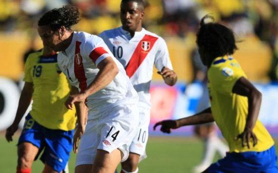 Perú vs Ecuador Alineaciones Eliminatorias brasil 2014