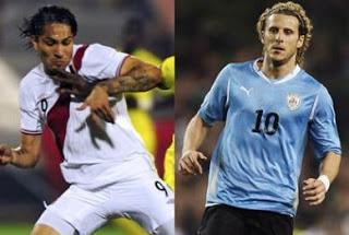 Perú vs Uruguay Eliminatorias Brasil 2014