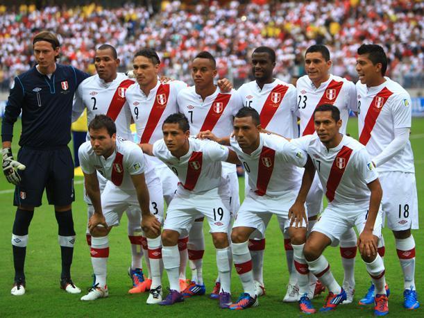 Argentina vs Perú Eliminatorias Brasil 2014